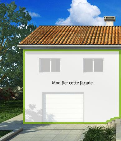 Simulateur peinture extrieure maison great castorama vous propose aussi de colorer vos faades for Simulation peinture maison avignon