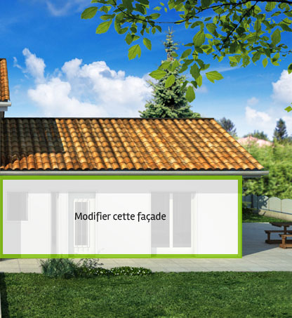 Simulateur de facade de maison free en savoir plus with for Simulateur couleur facade maison