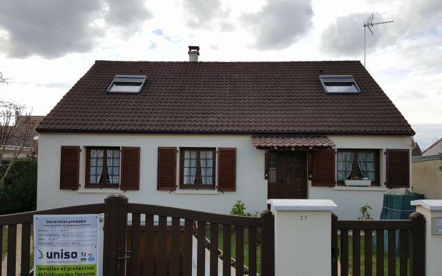 R novation nerg tique d 39 une maison des ann es 70 uniso solutions isolation - Renovation maison annee 70 ...