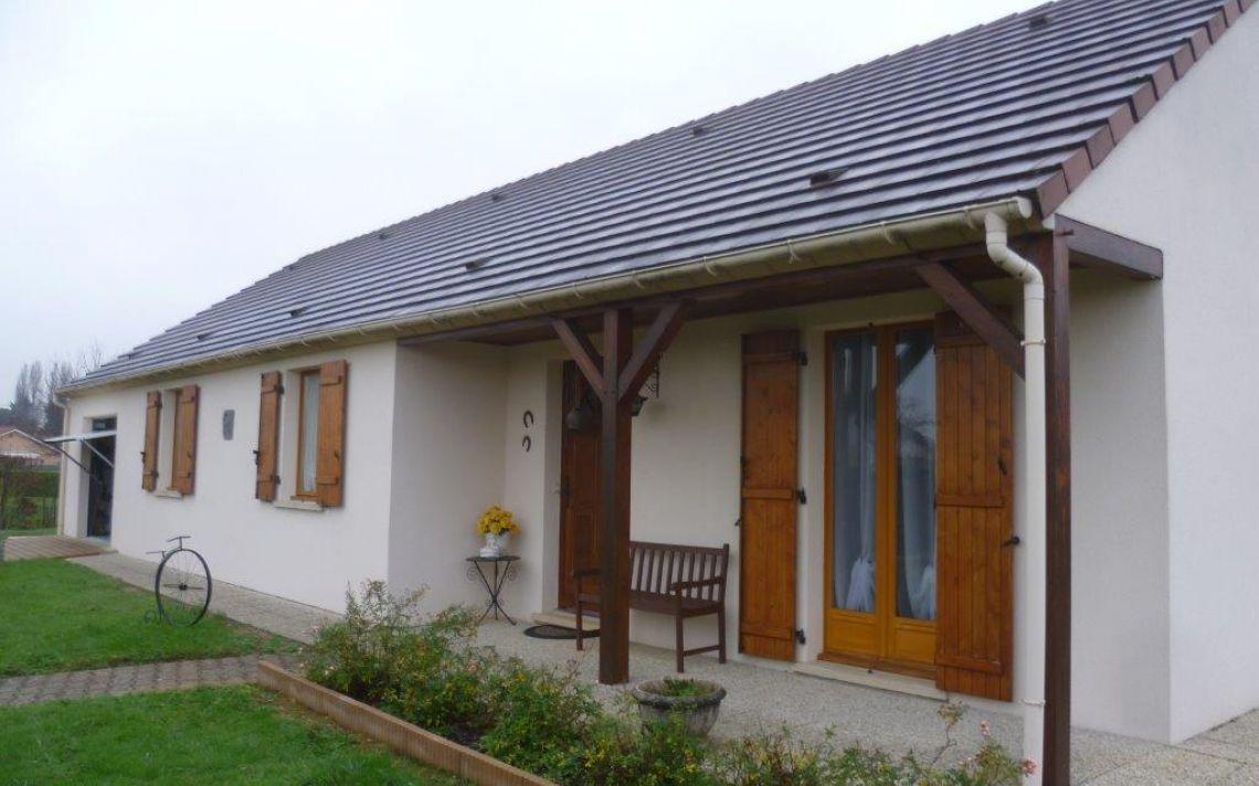 Isolation et embellissement d 39 une maison de plain pied for Prix d une maison de plain pied