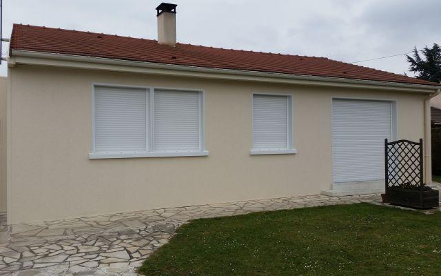 Isolation et embellissement d 39 une maison de plain pied uniso solution - Expert isolation maison ...