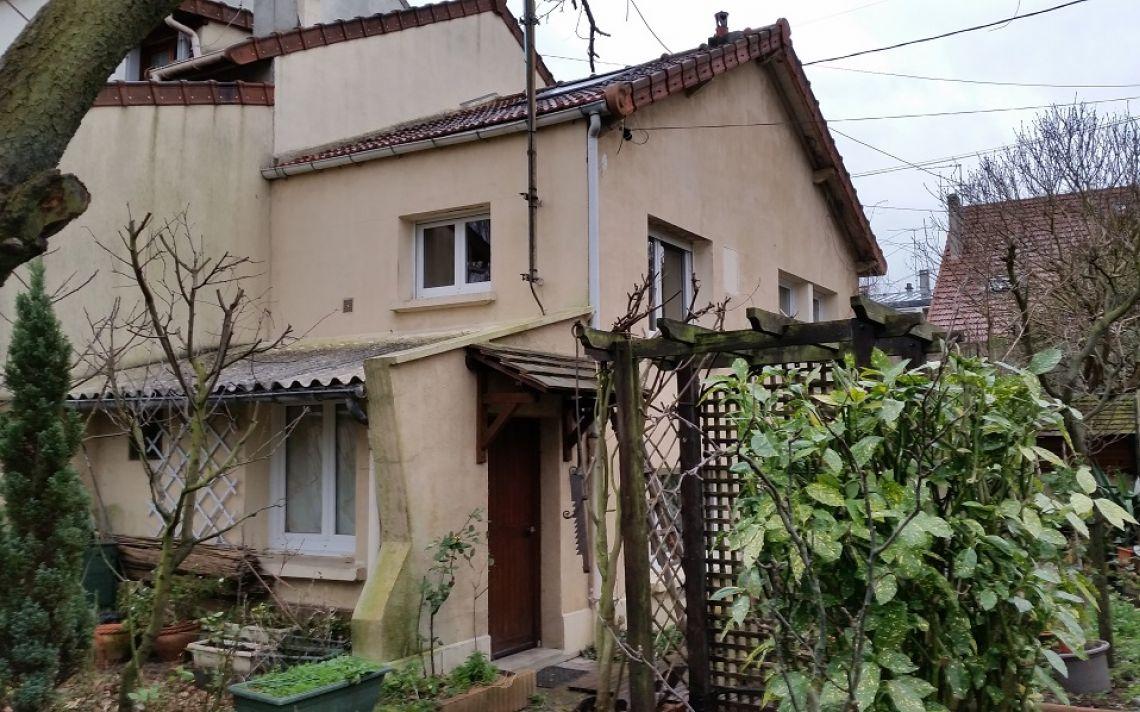 Isolation thermique ext rieure d 39 une maison houilles uniso for Isolation thermique exterieure