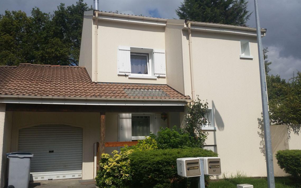 R Novation Thermique D 39 Une Maison De 1984 Uniso