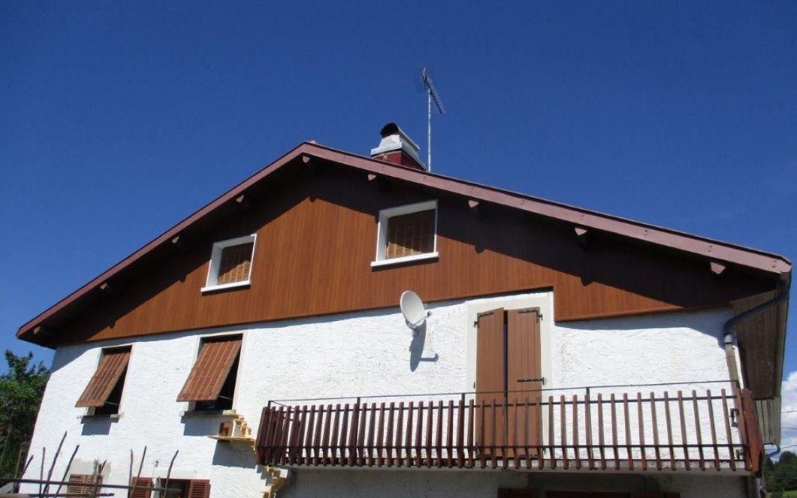 R novation thermique d 39 une maison du 19 me si cle uniso solutions isolation - Renovation d une maison ...