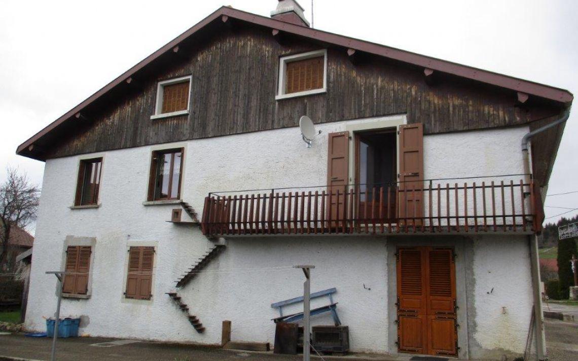 R novation thermique d 39 une maison du 19 me si cle uniso - Renovation d une vieille maison ...