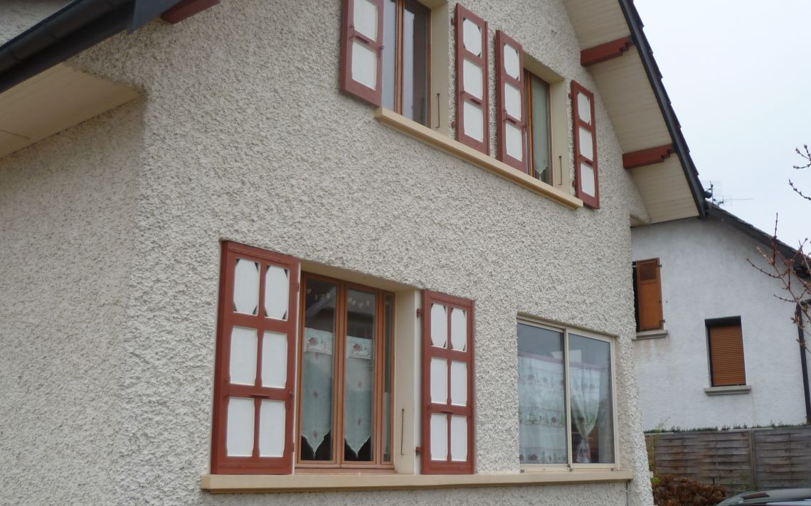 R novation thermique d 39 une maison traditionnelle uniso for Renovation maison traditionnelle