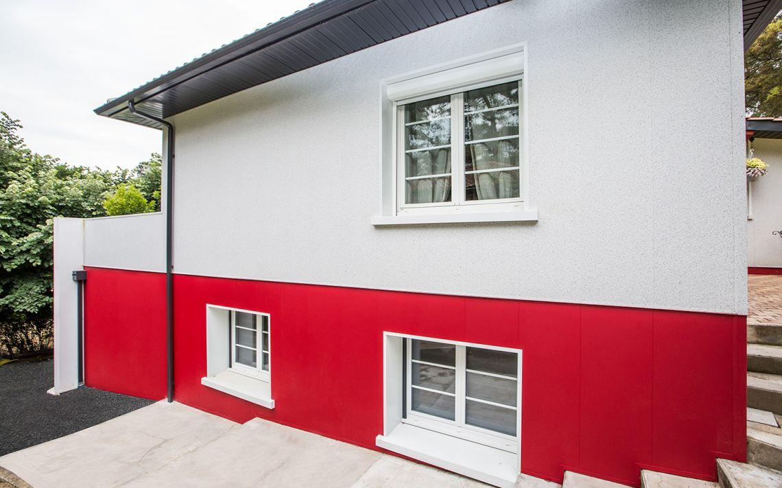 R Novation Thermique Et Exth Tique D 39 Une Maison Basque